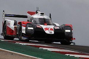La Toyota #7 ralentie de plus de trois secondes à Sebring