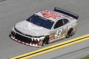 Wallace fastest in second Daytona 500 practice; Keselowski wrecks