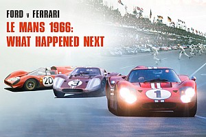 Ford v Ferrari at Le Mans – what happened next