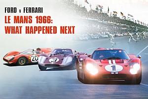 Ford VS Ferrari a Le Mans: cosa successe nel '67