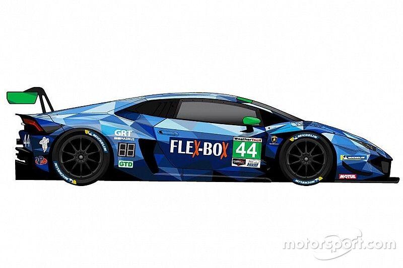 Magnus reveals 2020 livery, adds Mapelli for Daytona