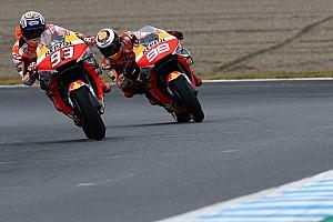 """Lorenzo: """"No sé si es posible que Honda haga una moto para Marc y otra para mí"""""""