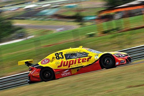 Casagrande crava 1ª pole na Stock Car e sai na frente em Cascavel