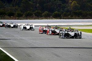 Test Valencia FE, Giorno 3: Buemi vince la gara di prova