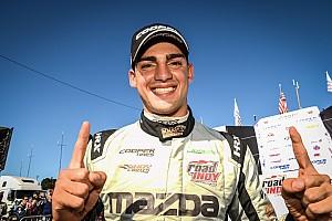 Officieel: Van Kalmthout debuteert volgend jaar in IndyCar