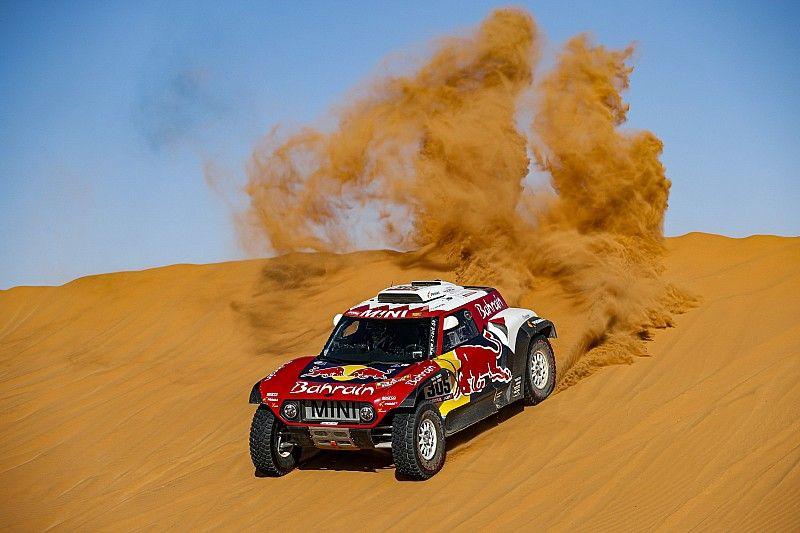 El Dakar se aprieta: 24 segundos entre Sainz y Al Attiyah