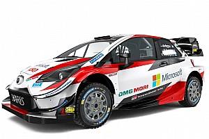 Fotos: el Toyota Yaris WRC 2020 desde todos los ángulos