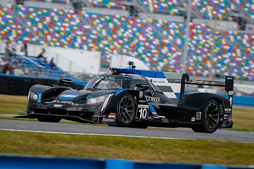 Kobayashi domina con la Cadillac le ultime Libere a Daytona