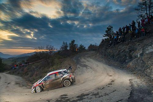 VIDEO: WRC Rally Monte Carlo: Hoogtepunten etappes 11 en 12