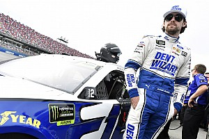 "With Talladega win, Ryan Blaney ""playing on house money"""