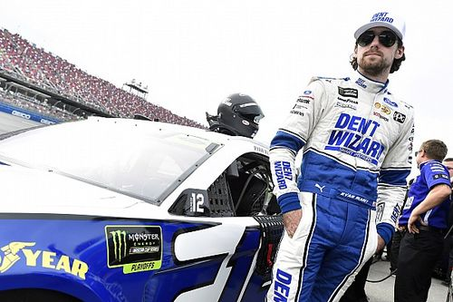 """With Talladega win, Ryan Blaney """"playing on house money"""""""