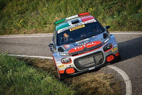 Citroen Italia al Monza Rally Show con la C3 R5 e Rossetti