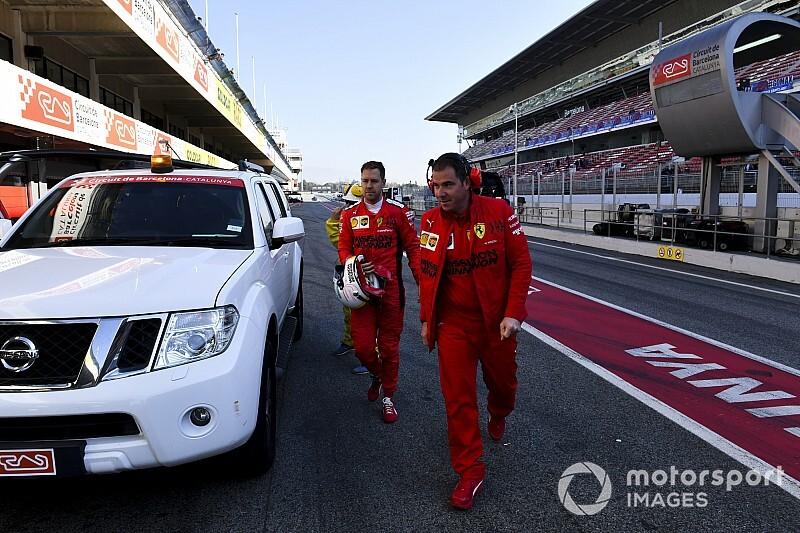 Kövesd ÉLŐBEN a téli F1-es teszteket Barcelonából