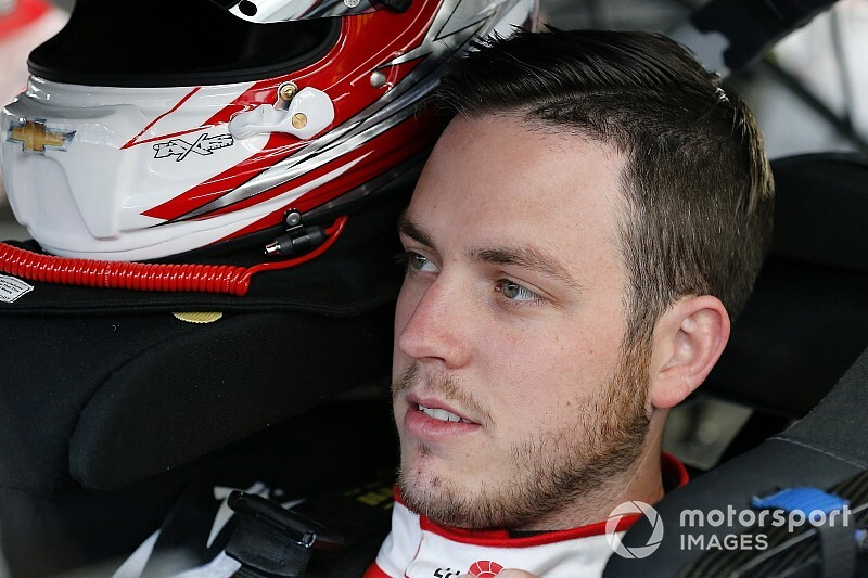 Bowman leads first Cup practice at Fontana as Chevys dominate