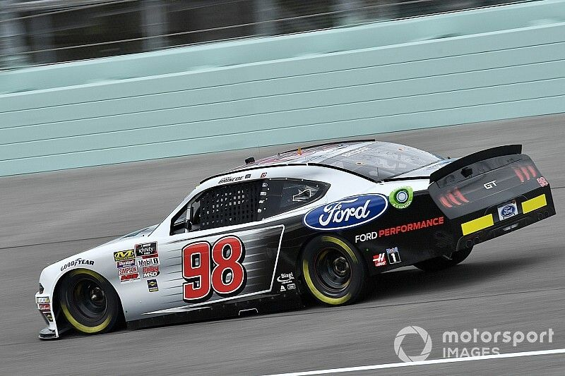 Chase Briscoe to compete for Xfinity title with SHR in 2020