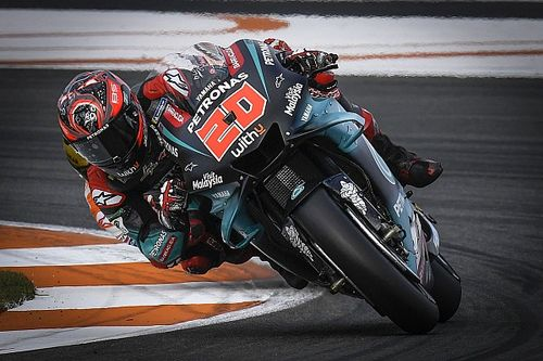 "Quartararo spurred on by ""bad comments"" pre-debut"