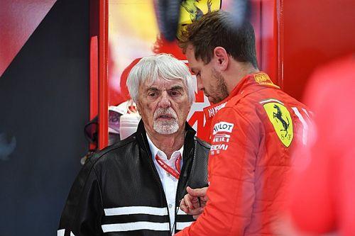 Mantan Bos F1 Sebut Vettel Tak Dapat Perlakuan Bagus di Ferrari