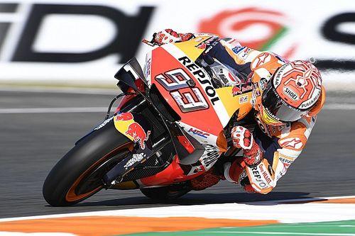 MotoGPバレンシア決勝:マルケス優勝でホンダ3冠。ロレンソ、引退レースを無事完走