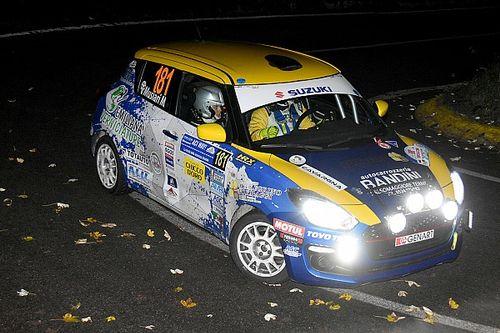 Suzuki Rally Cup: la Finale incertissima al Rally Trofeo ACI Como