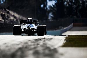 Gecombineerde tijdenlijst: Kleine verschillen achter Mercedes