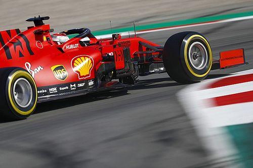 Leclerc: mau resultado se deve à nova abordagem da Ferrari na F1