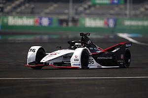 Mexico City E-Prix: Lotterer, Porsche'ye ilk pozisyonunu kazandırdı