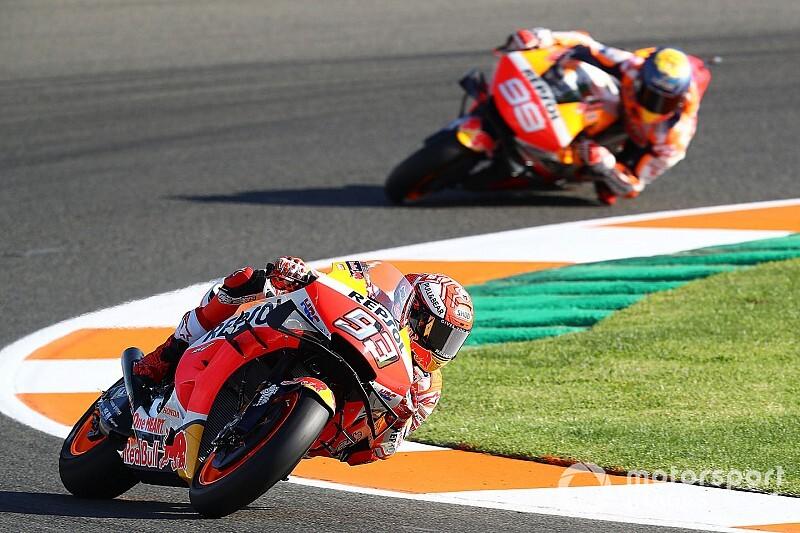 """Marquez: """"Lorenzo was misschien wel bang voor Honda"""""""