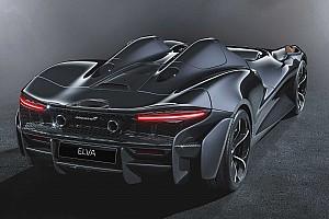 A márka eddigi legextrémebb és legkönnyebb modellje lett a McLaren Elva