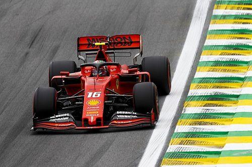 GP du Brésil - Le programme du week-end