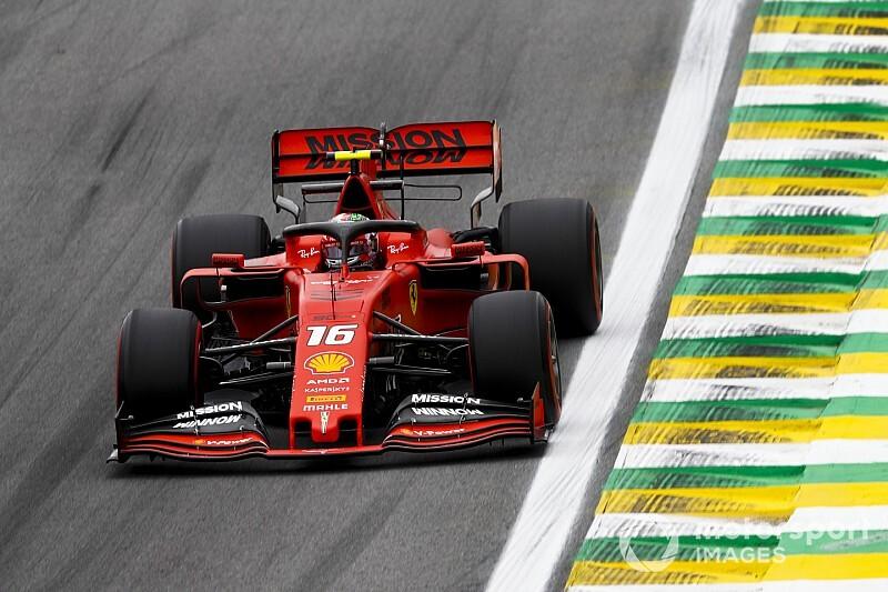 """Leclerc: """"Rekabetçiyiz"""""""