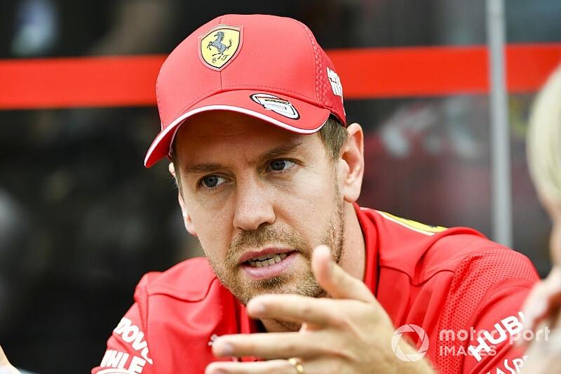 Vettel wilde Red Bull polsen voor mogelijke terugkeer in 2021