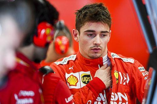 """Leclerc et Vettel doivent être """"un peu moins agressifs"""" entre eux"""
