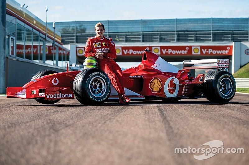 Schumacher, 2020'de daha güçlü olacağından emin