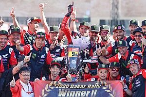 Ambisi Honda Pertahankan Gelar Juara Reli Dakar