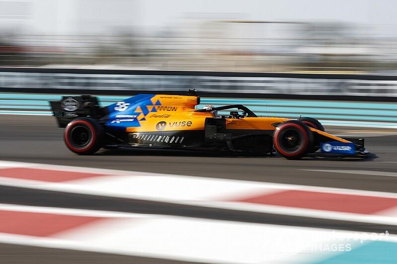 Stabilizacja w McLarenie pomogła Sainzowi