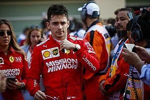 Hivatalos: Leclerc hosszabbított a Ferrarival
