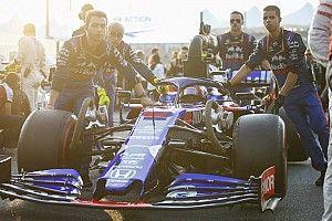 "22 Grands Prix, la ""limite absolue"" selon AlphaTauri"