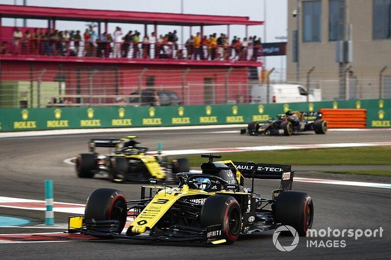 Ricciardo: perder el quinto puesto hubiera sido golpe duro