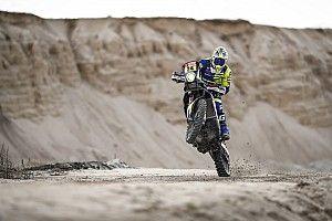 Lorenzo Santolino, en busca del top 10 en el Dakar 2020