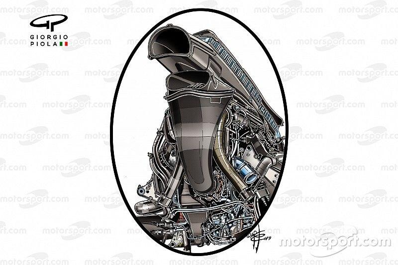 En détails: le moteur qui a refait gagner Honda