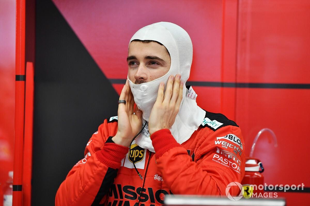 Леклер: Соперникам Ferrari стоит доверять FIA