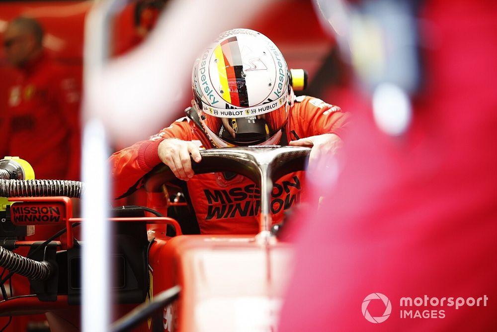 Ferrari bez dobrych relacji z Vettelem