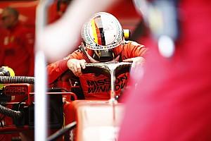 """Binotto: """"Abbiamo iniziato a discutere il rinnovo con Vettel"""""""
