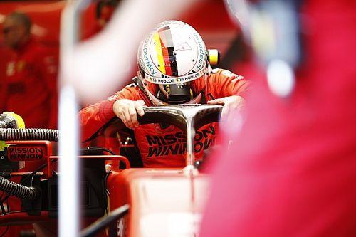 セバスチャン・ベッテル、今季限りでフェラーリ離脱へ? ドイツで報道