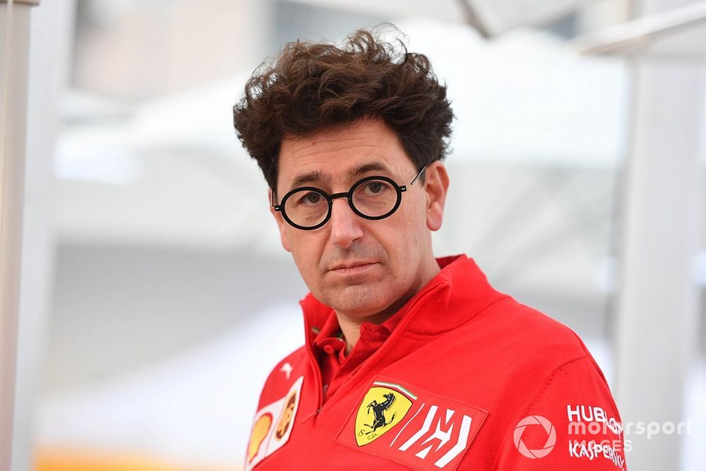 """Binotto urges against """"emotional"""" decisions on F1 future"""