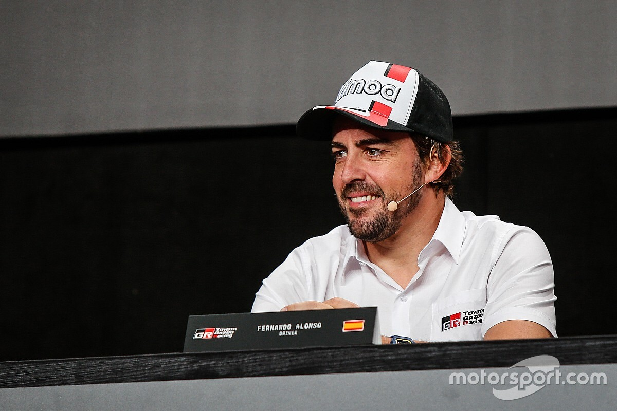 "Alonso hits back at ""self-centred"" suggestions"