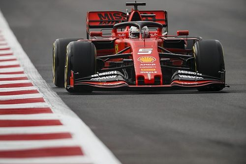Mexican GP: Vettel tops FP2 from Verstappen