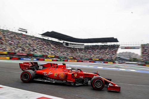 تغطية مباشرة لسباق جائزة المكسيك الكبرى 2019