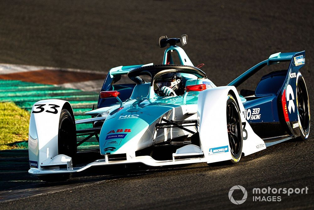 Ma to miss Berlin FE races due to travel restrictions