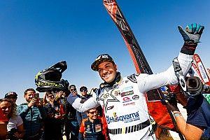 Quintanilla: Tras el año difícil, el podio me hace valorar